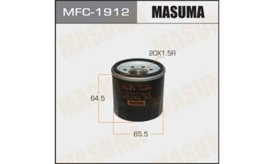 Фильтр масла MASUMA MFC-1912 (X-RAY)